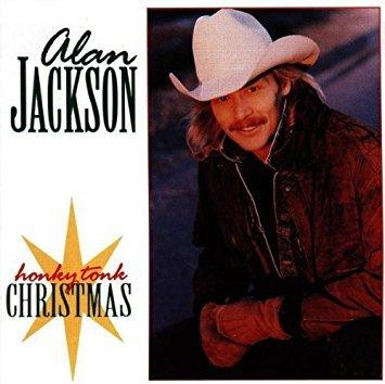Honky Tonk Christmas by Jackson, Alan (1993) Audio CD (Jackson Cd Alan Christmas)
