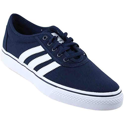 adidas Skateboarding Unisex Adi-Ease Collegiate Navy/Footwear White/Collegiate Navy 12 Women / 11 Men M US