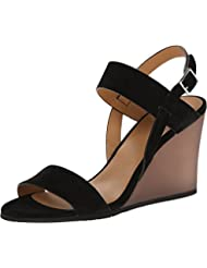 Marc by Marc Jacobs Womens Mix It Up Suede Wedge Sandals