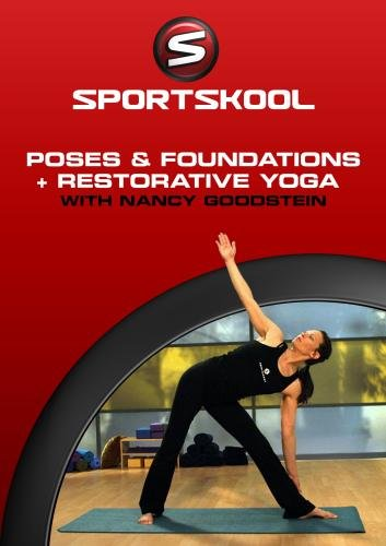Amazon.com: SPORTSKOOL - Poses & Foundations + Restorative ...