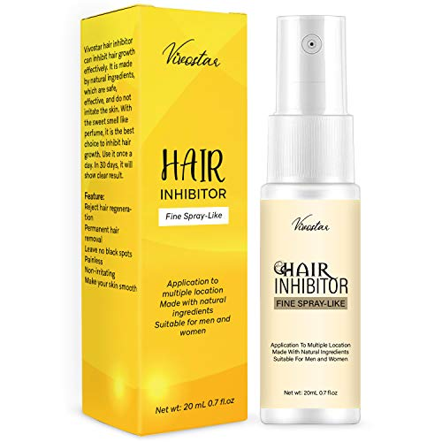 Hair Inhibitor Painless Hair