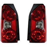 Nissan Xterra Replacement Tail Light Assembly - Driver Side