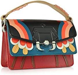 PAULA CADEMARTORI Luxury Fashion Femme TWTFW17VTMXRC28 Multicolore Cuir Sac Porté Épaule | Printemps-été 20