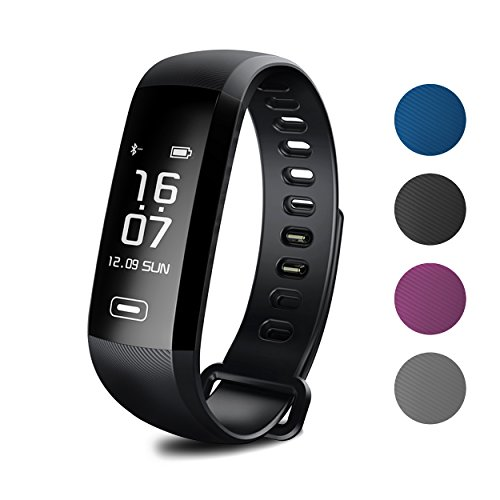 New Smart Fitness Tracker,Smart Watch with Blood Pressure Heart Rate Sleep Pedometer Camera remote shoot Blood Oxygen Monitor Smart Wristband Bracelet READ for Bluetooth Andriod and ios