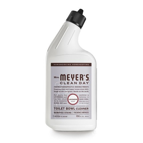 Mrs. Meyer's Toilet Bowl Cleaner - Lavender - 24 fl oz - Case of 6