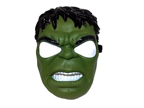 (Superhero The Avengers Costume LED Light Eye Mask (Hulk))