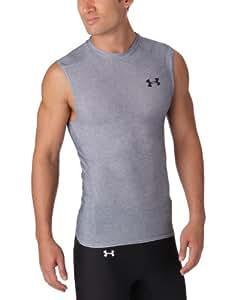 Men's HeatGear® Compression Sleeveless T-Shirt