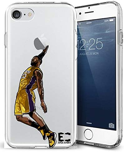 iPhone6 Epic Cases Basketball Transparent product image