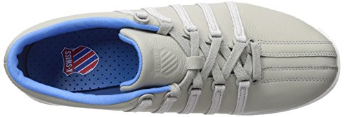 Swiss Classic White 88 Flint Gray Athletic K Azure Blue Men's dEqwzvOS