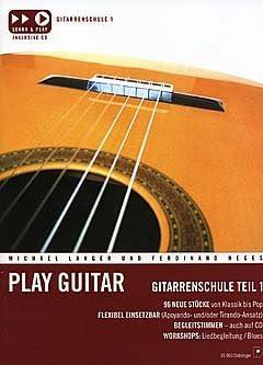 Play Guitar 1 – la nueva guitarra Escuela – Arreglados para ...