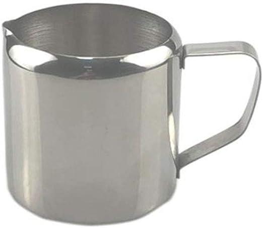4 Size Stainless Steel Coffee Pot Foam Cup Milk Latte Jug Cup foam cups