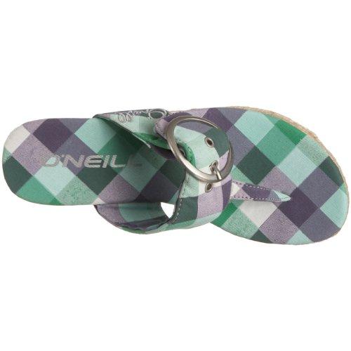 O'Neill - Chanclas para mujer Verde (Grün (Deep Smaragd))