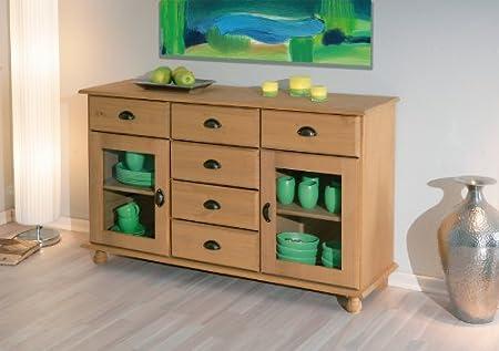 La Credenza Uk : Credenza ronn 6 drawers 2 doors saharah: amazon.co.uk: diy & tools