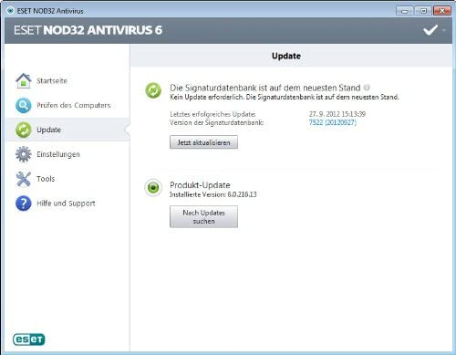 Eset NOD32 Antivirus V6 1U - Seguridad y antivirus (Caja, Full, 1 usuario(s)): Amazon.es: Software