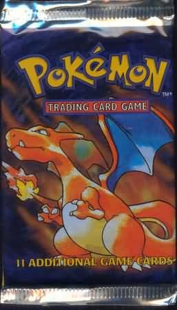 Pokemon Card Game - Basic (Base Set 1) Booster Pack - 11C by Wizards of the Coast
