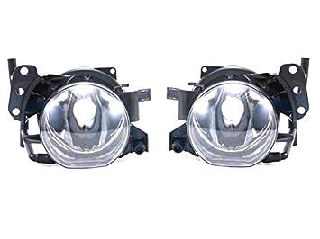 BMW E61 FOG LIGHT SET ONLY FOR M Pack M5 FOG LIGHTS Left + Right