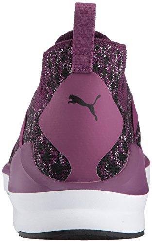 Donna Purple Dark Evoknit Fierce Puma White puma wBpqS8