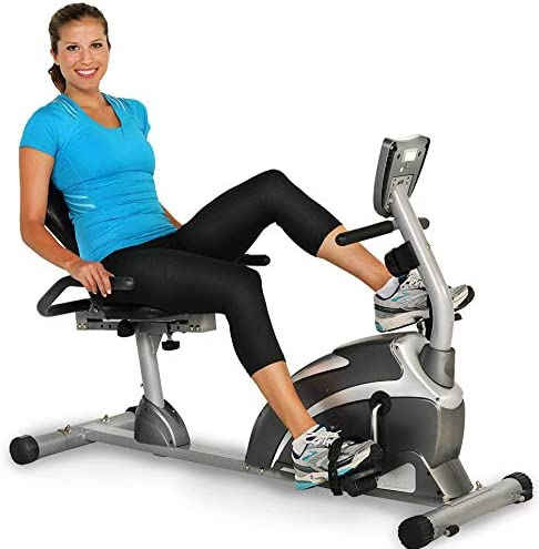 EXERPEUTIC 900XL Recumbent Exercise Bike