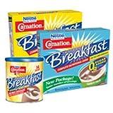 Nestle Carnation Instant Breakfast Variety Pack, 60/case