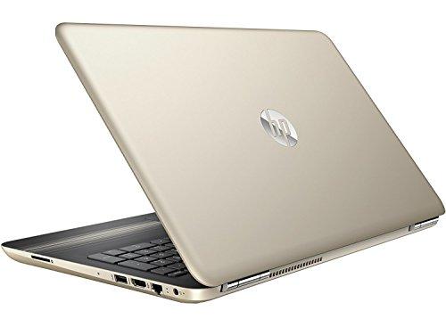 "Latest HP Pavilion 15.6"" HD Laptop - Intel Core i5-5200U up to 2.2GHz, 16GB RAM, 1TB HDD, DVD±RW, HD Webcam, B&O PLAYS, HDMI, Wireless, Bluetooth, Windows 10 Modern Gold"