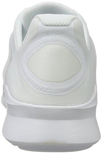 Uomo Nike White Bianco Scarpe Arrowz 100 Ginnastica White da rxwUIZxg