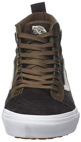 Vans Trainers Adults' Unisex Brown Sk8 Seal Earth MTE Dark Hi X5rXxwqdP