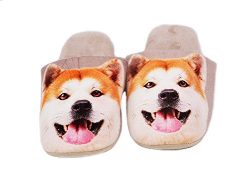 Pantofole Da Donna Oyangs Pantofole Per Donna Pantofole Da Camera Da Donna Ladies Pantofole Carino Ciabatte Da Gatto Pantofole Economiche, Pantofole Da Interno Pantofole Da Cane Punta Di Cane Pantofole Comode S160 F