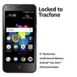 TracFone Carrier-Locked ZTE Blade T2 Lite 4G LTE