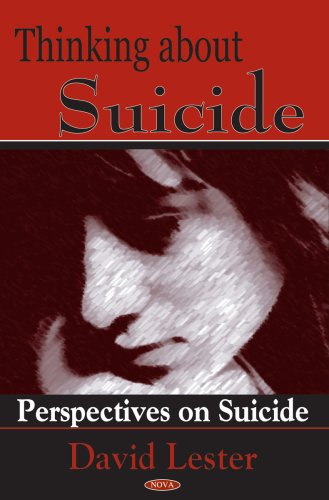 Thinking About Suicide: Perspectives On Suicide by Brand: Nova Science Pub Inc
