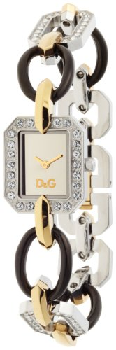 D&G Dolce & Gabbana Women's DW0656 Avalanche Analog Watch