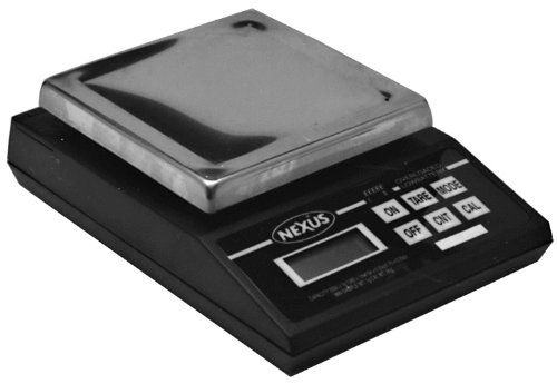 (ProForm 66467 1-3,000g 9V Battery/AV Adapter Digital Scale)
