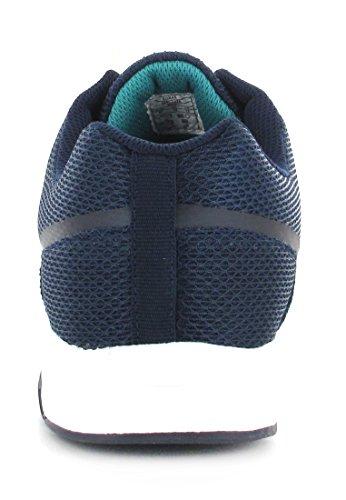 BORAS-fard à paupières-homme-bleu-chaussures en matelas grande taille