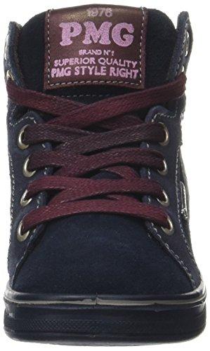 Garçon Sneakers Primigi Hautes Navy Blu Bleu 8632 Chiaro Paygt q61apwf