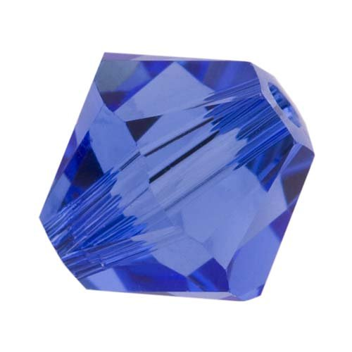 - SWAROVSKI ELEMENTS Crystal #5328 6mm Bicone Beads