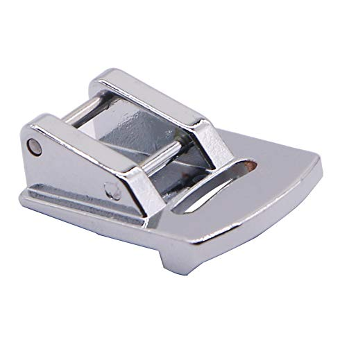 Double Gathering Foot Ruffler Pin-Tuck Presser Foot for Singer, Brother, Babylock, Janome, Kenmore Low Shank Sewing Machines and More