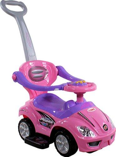 Correpasillos y andados para bebes - Portador con funcion empuja -Tire del juguete - Coche
