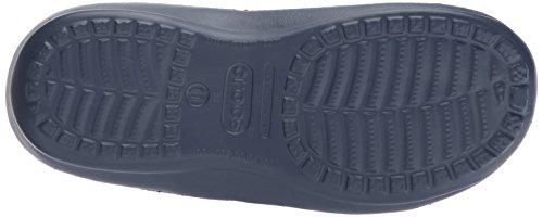 Crocs Unisex Athene Flip Navy / Cerulean Blue