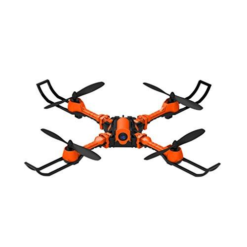 Dreamyth i Drone i5HW FPV Selfie Drone 0.3MP Camera Foldable Arms Altitude Hold Quadcopter BNF (Orange) by Dreamyth