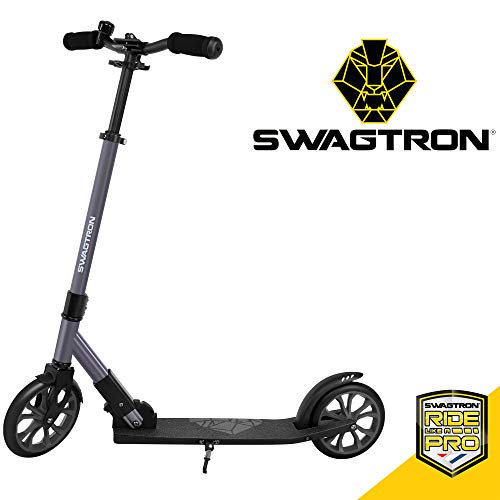 Amazon.com: Swagtron K8 Titan - Patinete para adultos ...