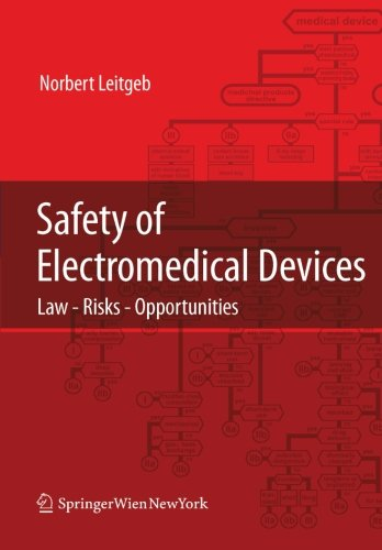 Safety Of Electromedical Devices  Law   Risks   Opportunities