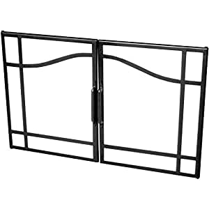 """DIMPLEX Electraflame 39"""" Glass Swing Doors for Built-in Electric Firebox"""