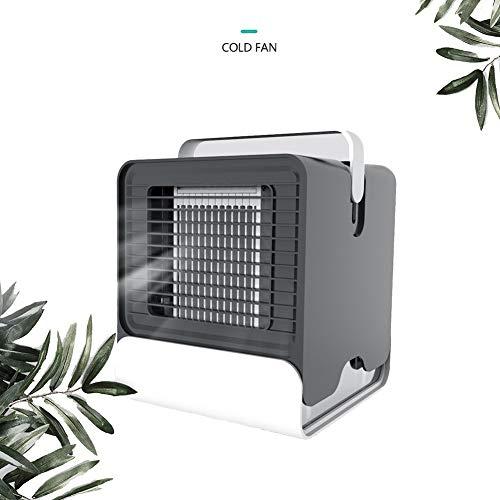 Travel Mini Air Conditioner Hand Calerix USB Mini Portable Air Conditioner Personal Mini Air Cooler Car Camping Air Conditioner for Room