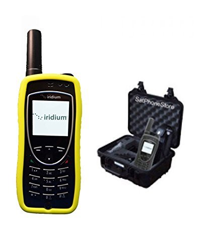Iridium Extreme 9575 Satellite Phone - Deluxe Package w/ Pelican Case (Iridium Phones)