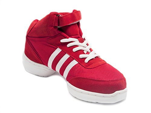 toiles Atlantique Argo Chaussures De Sport - Rouge ARRRVt