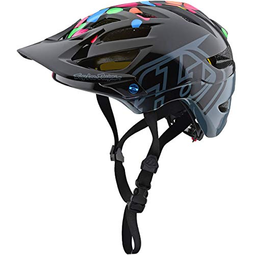 Troy Lee Designs A1 MIPS Jelly Bean Youth Bicycle Helmet ()