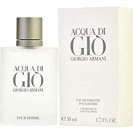80b859c7205 Amazon.com   Acqua Di Gio By Giorgio Armani For Men. Eau De Toilette Spray  3.4 Ounces   Aqua Di Gio   Beauty