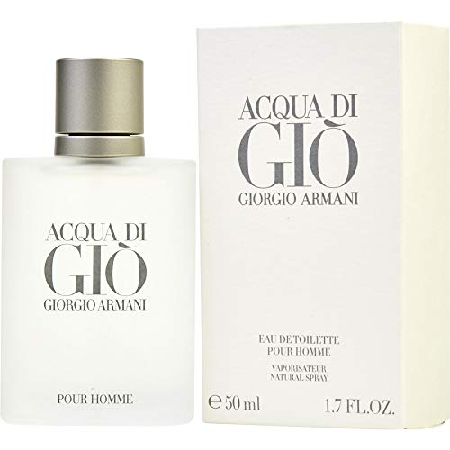 - Acqua Di Gio Men Giorgio Armani EDT Spray, 1.7 oz