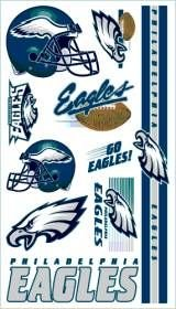 WinCraft Product Name: Philadelphia Eagles Temporary Tattoos