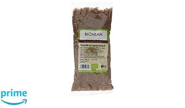 Bionsan Sopa Maravilla Integral de Espelta - 6 Paquetes de 500 gr - Total: 3000 gr: Amazon.es: Alimentación y bebidas