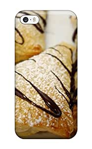 New Arrival Case Cover With YAL-753ZowaJwVC Design For Iphone 5/5s- Three Chocolate Pies